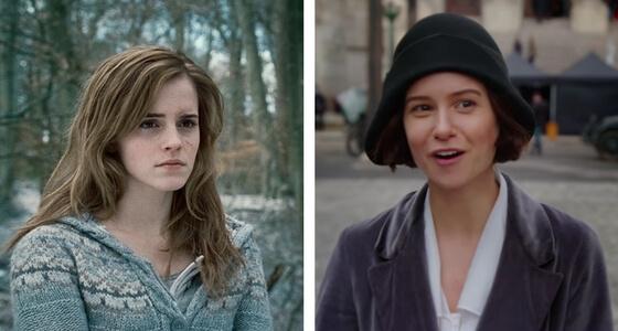 """Hermione e Tina di """"Animali fantastici"""", cosa hanno in comune i due personaggi"""