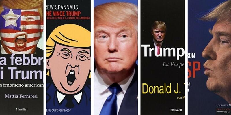 Chi è Donald Trump e perché ha vinto, i libri per capire cosa sta accadendo negli Usa