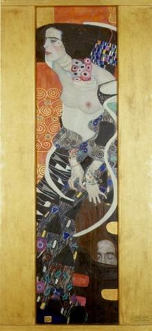 Gustav Klimt (Baumgarten, Austria, 1862 – Vienna, 1918) Giuditta II, 1909 Olio su tela Ca' Pesaro - Galleria Internazionale d'Arte Moderna, Fondazione Musei Civici di Venezia