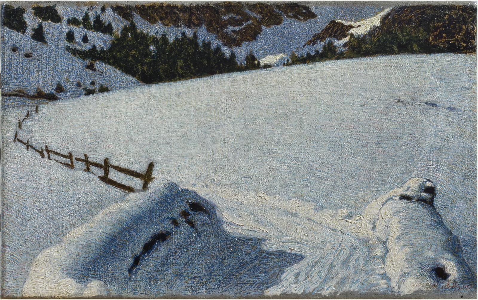 Neve - Morbelli A.