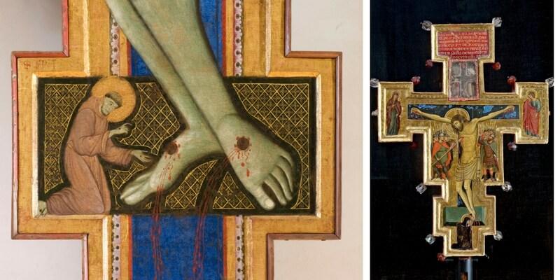 """Francesco e la Croce dipinta"" in mostra a Perugia"
