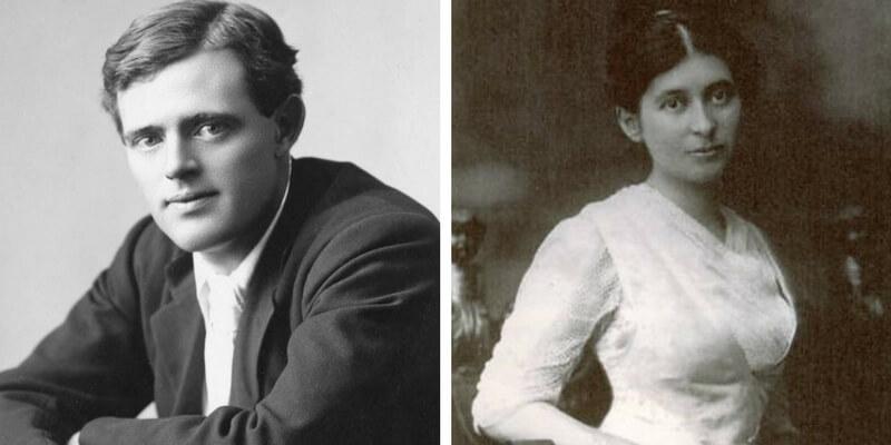 """""""Tu mi sfuggi"""", la romantica lettera d'amore di Jack London ad Anna Strunsky"""
