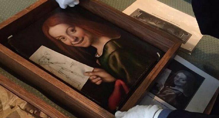Tornano in Italia le 17 opere trafugate lo scorso anno a Verona
