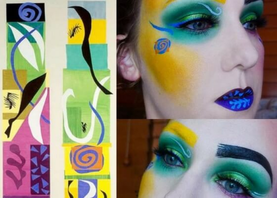 Le bestie del mare - Henri Matisse