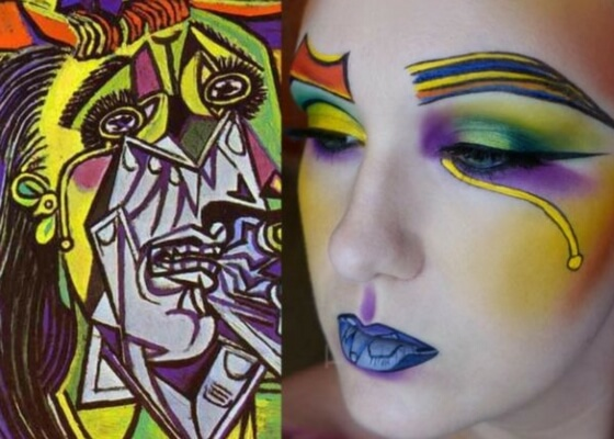 Donna che piange - Pablo Picasso
