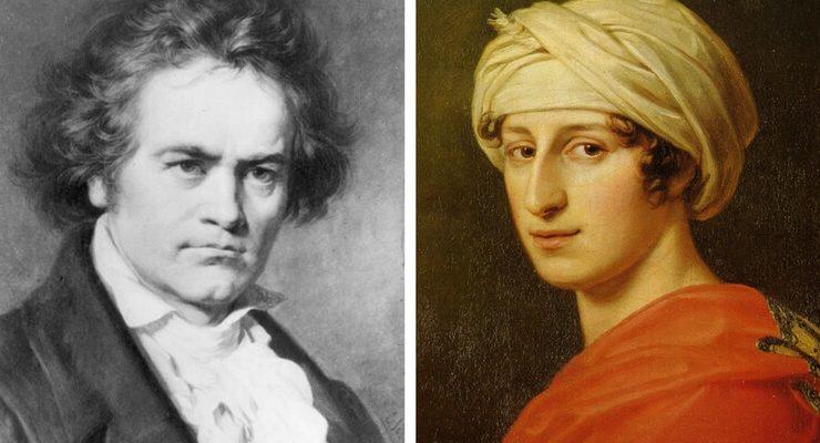 """""""Eternamente nostri"""" la lettera di Beethoven all'Immortale Amata"""
