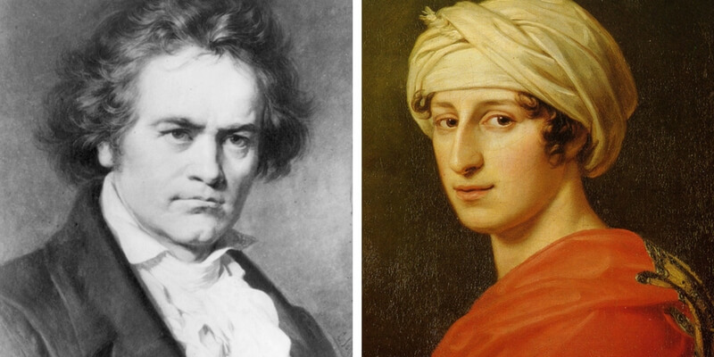"""Eternamente nostri"" la lettera di Beethoven all'Immortale Amata"