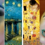 Lexie Lazer, la make-up artist che trasforma i visi in opere d'arte