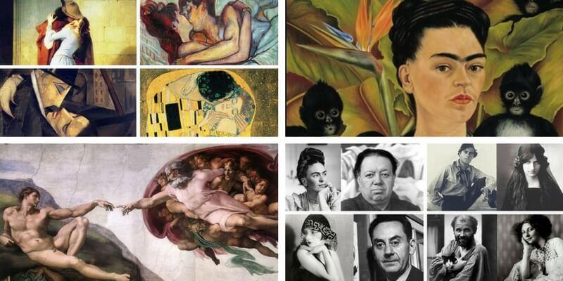 I 10 test legati all'arte più cliccati nel 2018