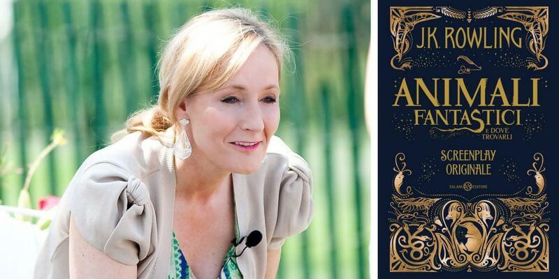 """A gennaio uscirà il libro di """"Animali fantastici e dove trovarli"""" di J.K. Rowling"""