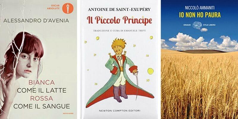 Ecco i libri preferiti dagli studenti delle scuole italiane