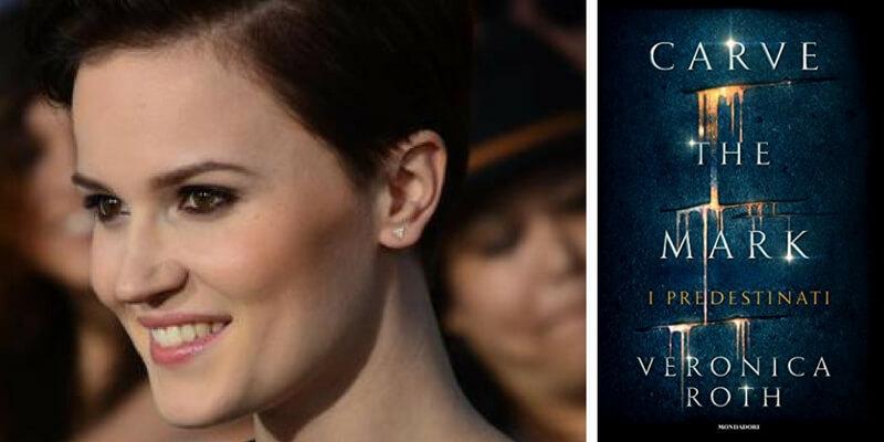 """""""Carve the Mark"""", il nuovo romanzo di Veronica Roth, l'autrice della saga di Divergent"""