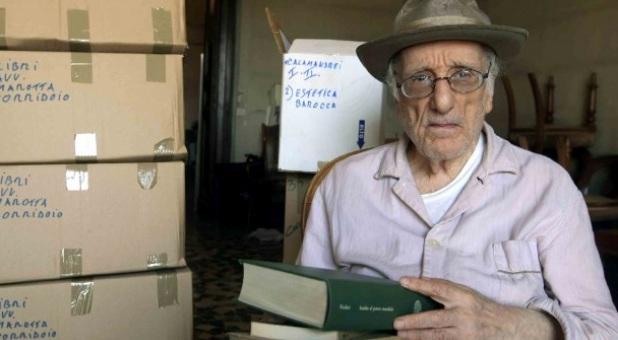 E' morto Gerardo Marotta, una vita spesa per la cultura