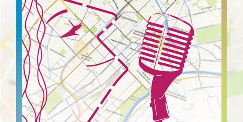 Metro Poetry, poesie dagli altoparlanti nella metropolitana di Torino