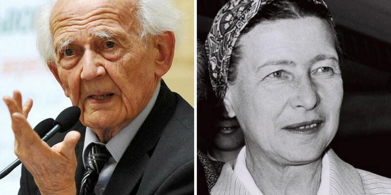 Accadde oggi - 9 gennaio. Ricorrono gli anniversari di Zygmunt Bauman e di Simone de Beauvoir