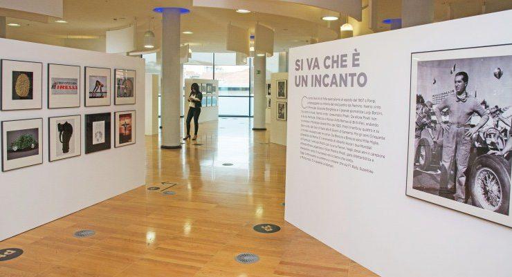 I valori di oltre 140 anni di Pirelli in una mostra fotografica a Settimo Torinese