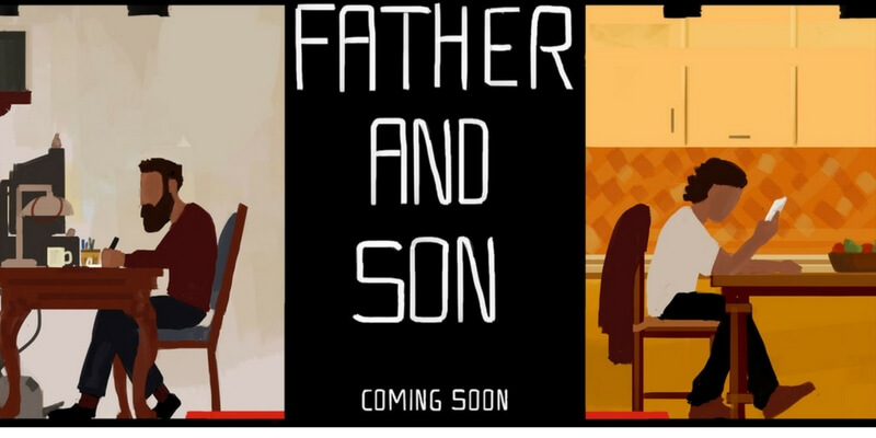 """Father and Son"", il Museo Archeologico di Napoli in un videogioco"