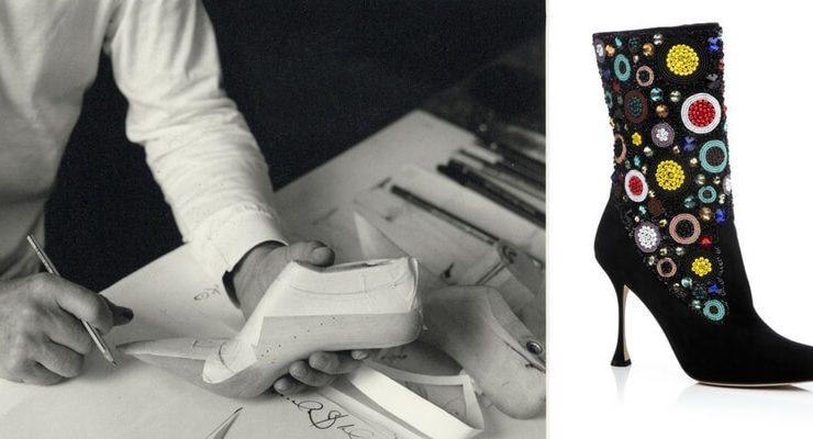 """Manolo Blahnik, la mostra che celebra """"lo scultore delle scarpe"""""""
