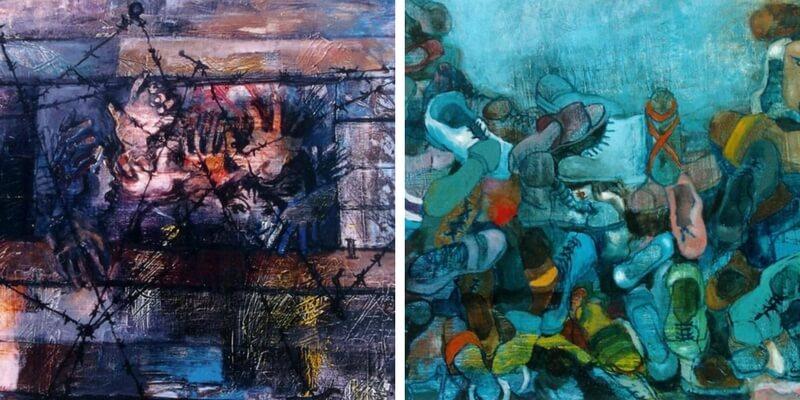 "Eva Fischer, quando ""l'arte diventa memoria"""