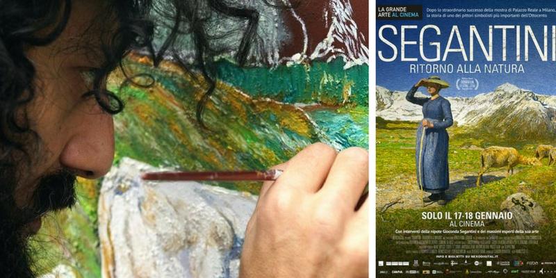 Segantini, al cinema la storia del celebre pittore italiano