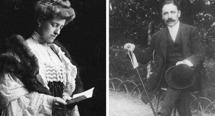 """""""Non ho più vita al di fuori di te"""", la lettera di Edith Wharton all'amante"""