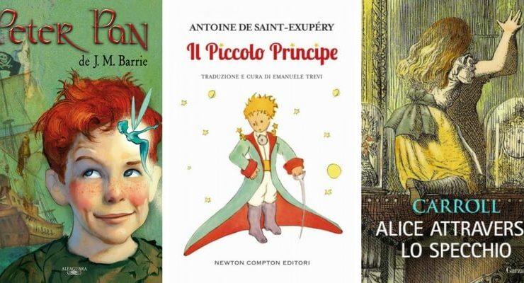 5 curiosità che non tutti sanno legate ai nostri libri d'infanzia preferiti