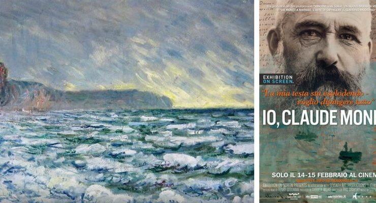 Claude Monet, arriva al cinema il docufilm dedicato all'artista