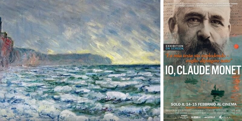 Claude Monet, arriva al cinema il docufilm dedicato all'artista