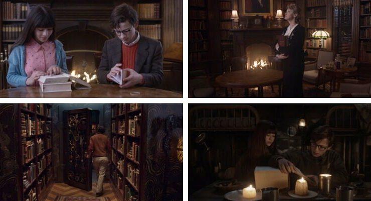 """Ecco 8 motivi per cui un amante dei libri deve vedere """"Una serie di sfortunati eventi"""""""