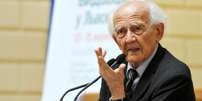 """E' morto Zygmunt Bauman, il teorico della """"società liquida"""""""