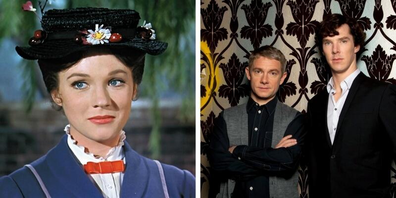 Da Sherlock Holmes a Mary Poppins, i personaggi diventati più noti dei loro creatori