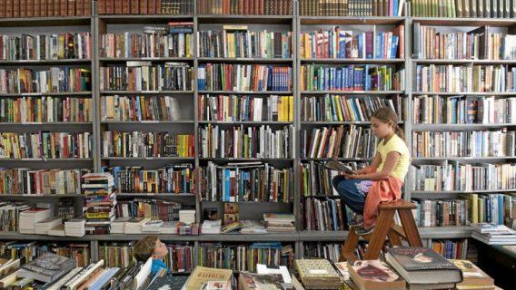 Clarke's Bookshop in Sudaftica