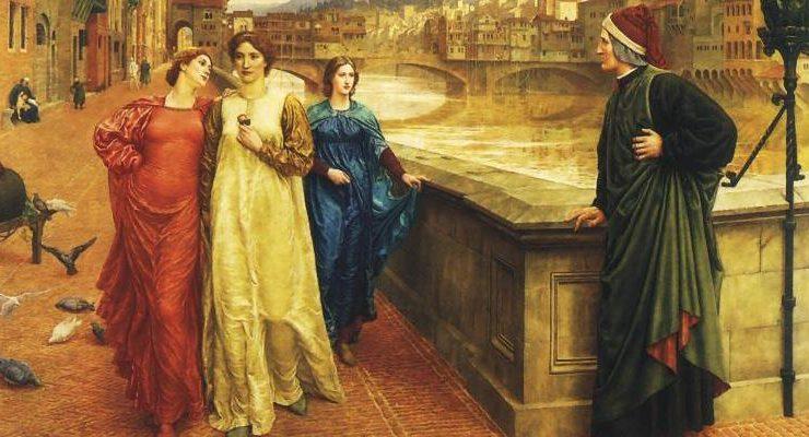 Perché Beatrice infiammava il cuore di Dante