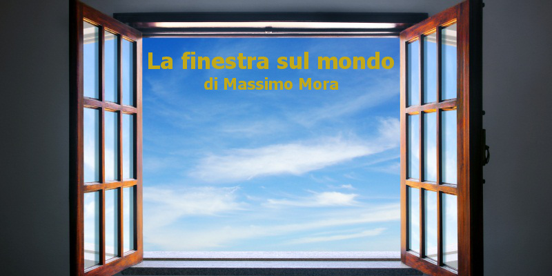 La finestra sul mondo - racconto di Massimo Mora