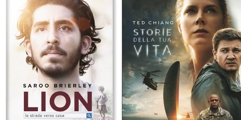 Notte degli Oscar 2017, i film tratti da libri in nomination per la statuetta