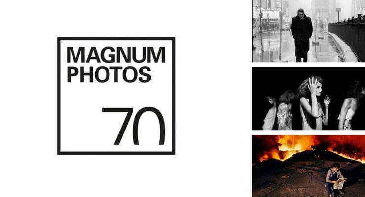 Magnum compie 70 anni, l'Italia la celebra con 3 mostre