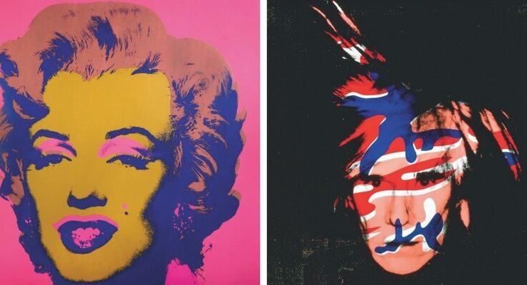 "La ""Pop Society"" di Andy Warhol in mostra a Genova"