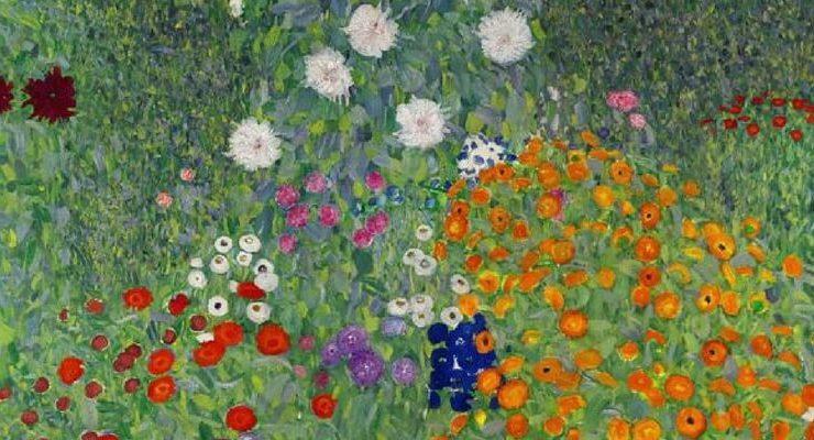 """Bauerngarten"" di Gustav Klimt in asta a Londra"