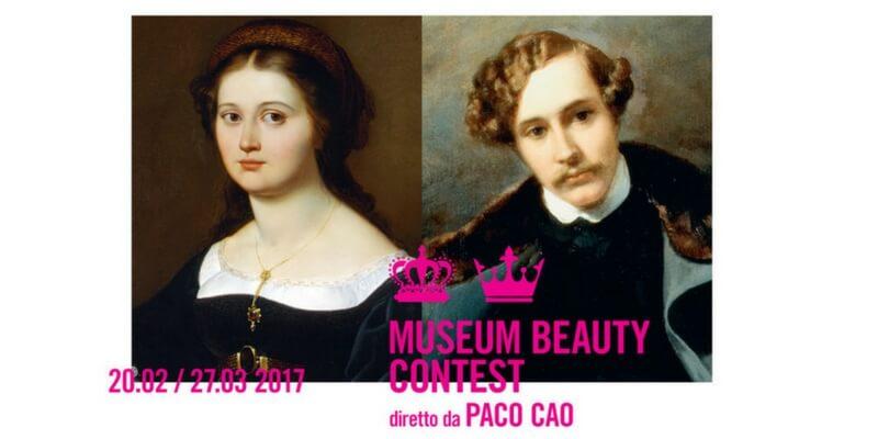 Museum Beauty Contest, un concorso di bellezza delle opere d'arte
