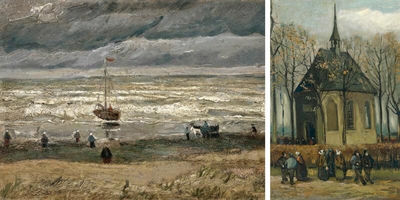 Van Gogh, i capolavori ritrovati in mostra a Capodimonte