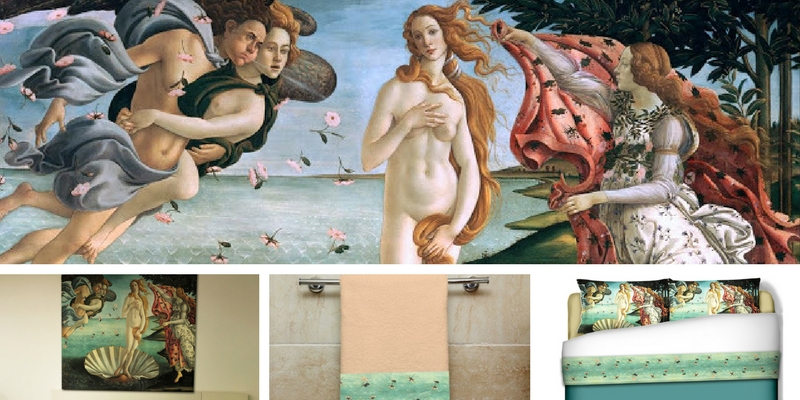 La bellezza immortale della Venere di Botticelli