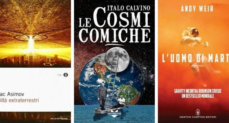 Sette nuovi pianeti simili alla Terra, ecco i libri che parlano della scoperta di nuovi mondi