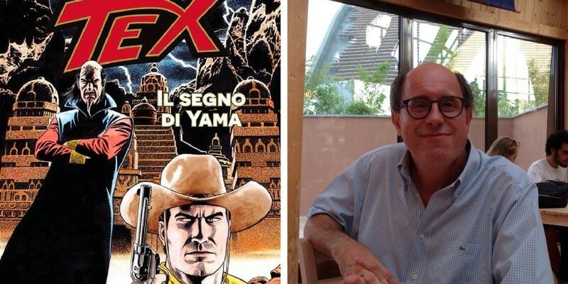 Da Tex a Dampyr, il fumetto d'autore sbarca in libreria