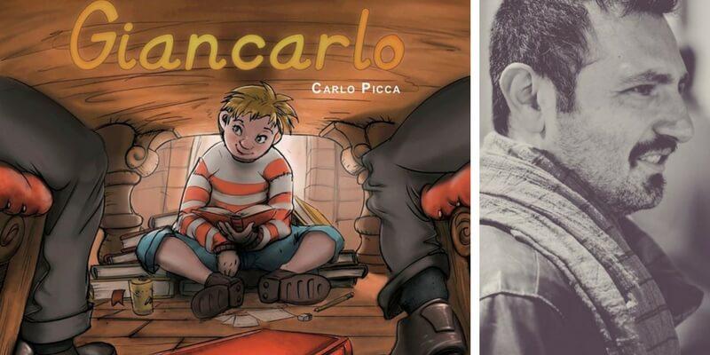 """""""Giancarlo"""", storia di un ragazzo che grazie alla lettura trova il coraggio per andare avanti"""