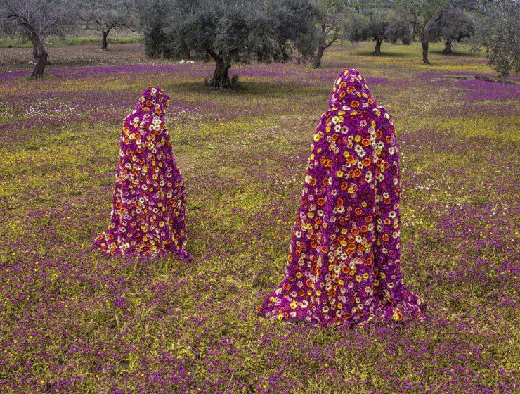 Dalla terra dei fuochi alla terra dei fiori, il progetto fotografico in mostra a Caserta