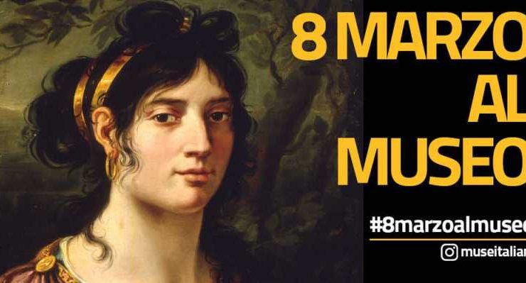 #8marzoalmuseo, ingresso gratuito per le donne in tutti i musei e luoghi della cultura statali