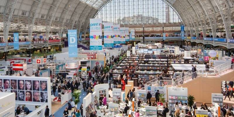 Tutto pronto per la London Book Fair, forte la presenza italiana
