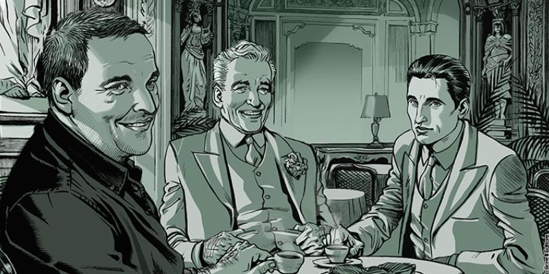 """Dalle librerie alle edicole, arriva """"Il commissario Ricciardi a fumetti"""""""