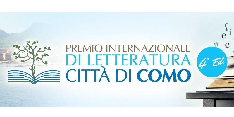 Al via il Premio internazionale di letteratura Città di Como
