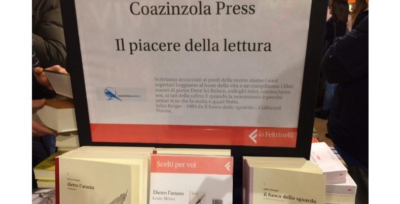 Giancarlo Palese, storia del libraio che ha voluto investire in una piccola casa editrice